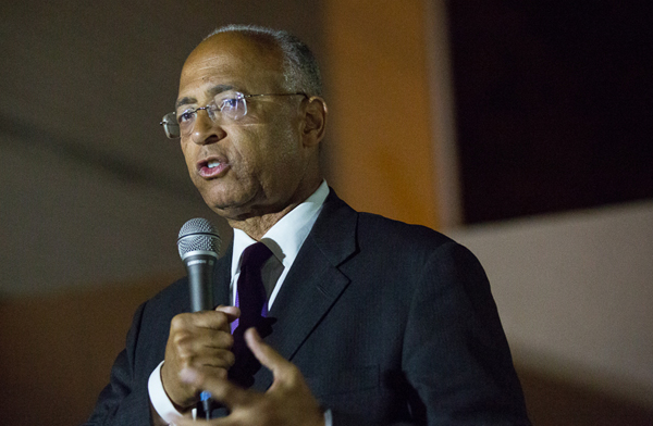 While Bill de Blasio, Christine Quinn and Anthony Weiner raised money for a possible runoff, Bill Thompson did not.
