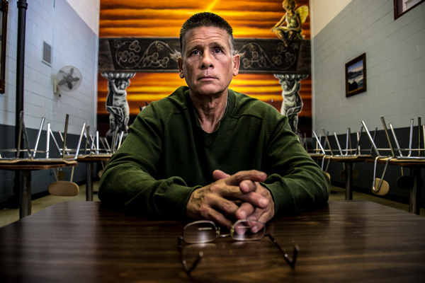 Craig Crimmins has applied for parole, and been denied, every two years since 2000 for a murder he committed in 1980. He says that after his latest denial he has, for the moment, given up hope that he will ever be released.