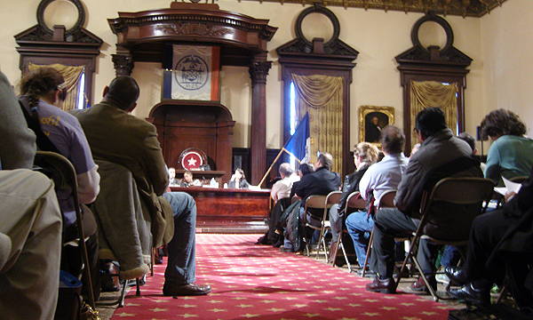 Mayor Bloomberg's Charter Revision Commission began public hearings this week—the start of a process that could shift the balance of power between the mayor, the City Council and other elected officials.