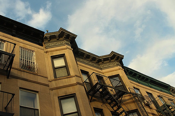 Crown Heights is one of several once-modest Brooklyn neighborhoods that have suddenly become attractive to real-estate investors and the high-dollar tenants they hope to attract.