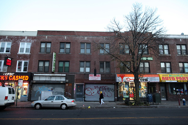 The interplay between gentrification, business failure and income inequality can be seen in places like Cortelyou Road in Flatbush.