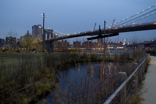 Brooklyn Bridge Park is set to expand, part of a larger trend of reclamation along the borough's coastline.
