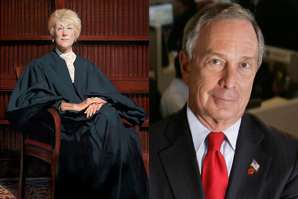 Judge Shira Scheindlin and the Bloomberg administration traded barbs through the media both before and after her ruling against stop-and-frisk.