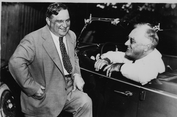 Depression-era Mayor Fiorello LaGuardia and urban political bosses helped shape President Roosevelt's New Deal. Other mayors since, from John Lindsay to Mike Bloomberg, have also tried to shape federal policy, with varying degrees of success.