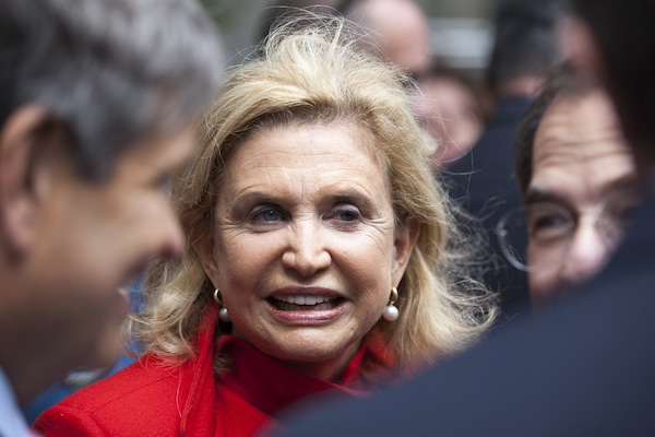 Rep. Carolyn Maloney, who represents the east side of Manhattan and part of Queens, wielded more influence over the past two years than most of her colleagues in the city's Congressional delegation. She raised more than $200,000 for the Democrats' House campaign committee, played a lead role in a high-profile dust-up over how Republicans treat women and helped preserve funding for the Second Avenue subway.