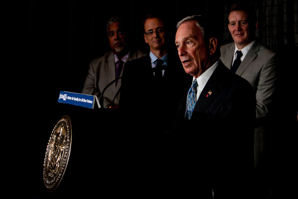 Accountability was something Mayor Bloomberg stressed from the beginning of the YMI. But the Initiative's small scale and unique funding structure make it unclear where it goes from here.