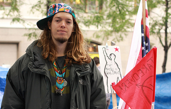 Going to jail has made Edward T. Hall III more determined about his role in the Occupy Wall Street movement. Hall, 25, said he has been arrested twice.
