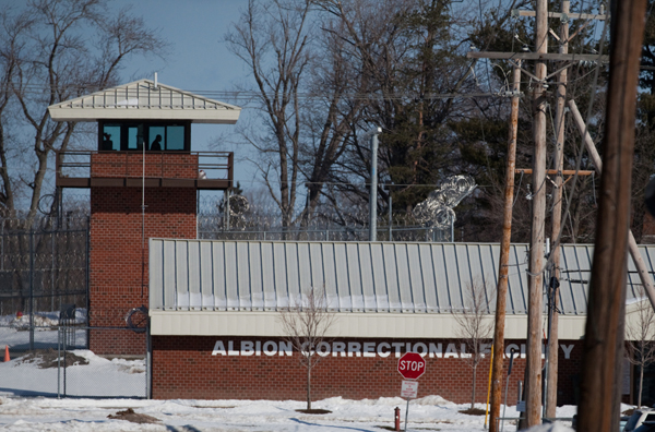 According to the Correctional Association of New York, approximately 40 percent of incarcerated mothers from New York City are incarcerated at Albion Correctional Facility located just west of Rochester—approximately 375 miles or about an eight-hour drive from the city.