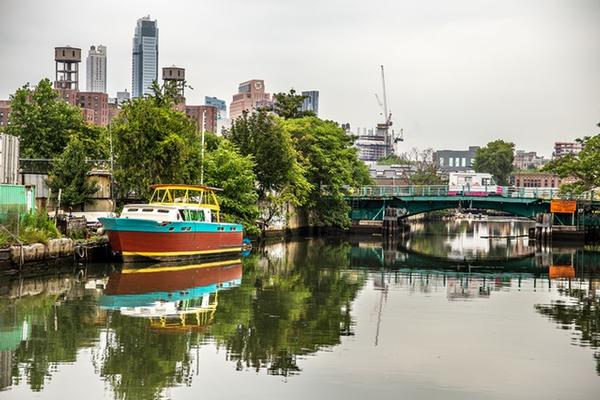 Toxic history, natural beauty and a rapidly changing neighborhoods all converge on the banks of the Gowanus Canal.