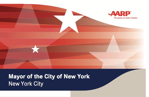 AARP has focused their attention on four issues: caregiving, older workers, financial security and livable communities.