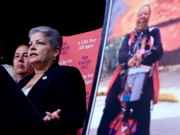Maria del Carmen Arroyo was named chair of the Committee on Community Development.