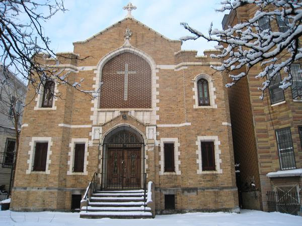 The church at 1255 Bushwick Ave., once owned by the Lutheran church, was sold to real-estate guru and author of <i>The Real Estate Millionaire</i>, Boaz Gilad, in 2013.&#8221; width=&#8221;600&#8243; height=&#8221;400&#8243;></p> <p class=