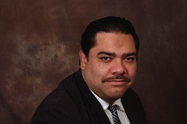 Rev. Erick Salgado has emphasized the plight of immigrants during his long-shot campaign for City Hall.