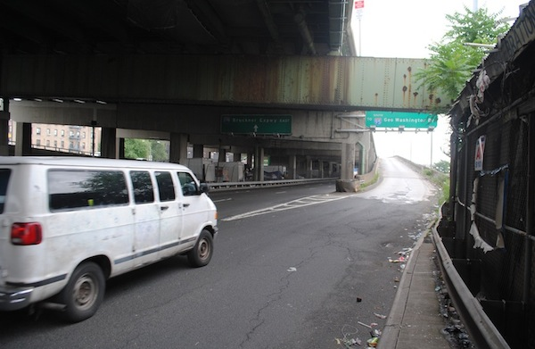The Sheridan causes trouble for drivers, in part because one of its entrance ramps off Bruckner Boulevard is side-by-side with a ramp to the Bruckner Expressway.