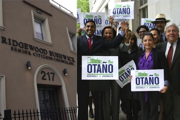 The Wyckoff Avenue housing office of the Ridgewood Bushwick Senior Citizens Council. Observers say Vito Lopez, the agency&apos;s founder, will play an outsize role in the race to fill his vacated seat, for which Jason Ota </p> </div><!-- .entry-content -->   <footer class=
