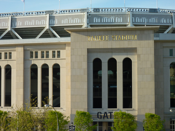 Yankee Stadium is one of several recent development deals where the delivery of