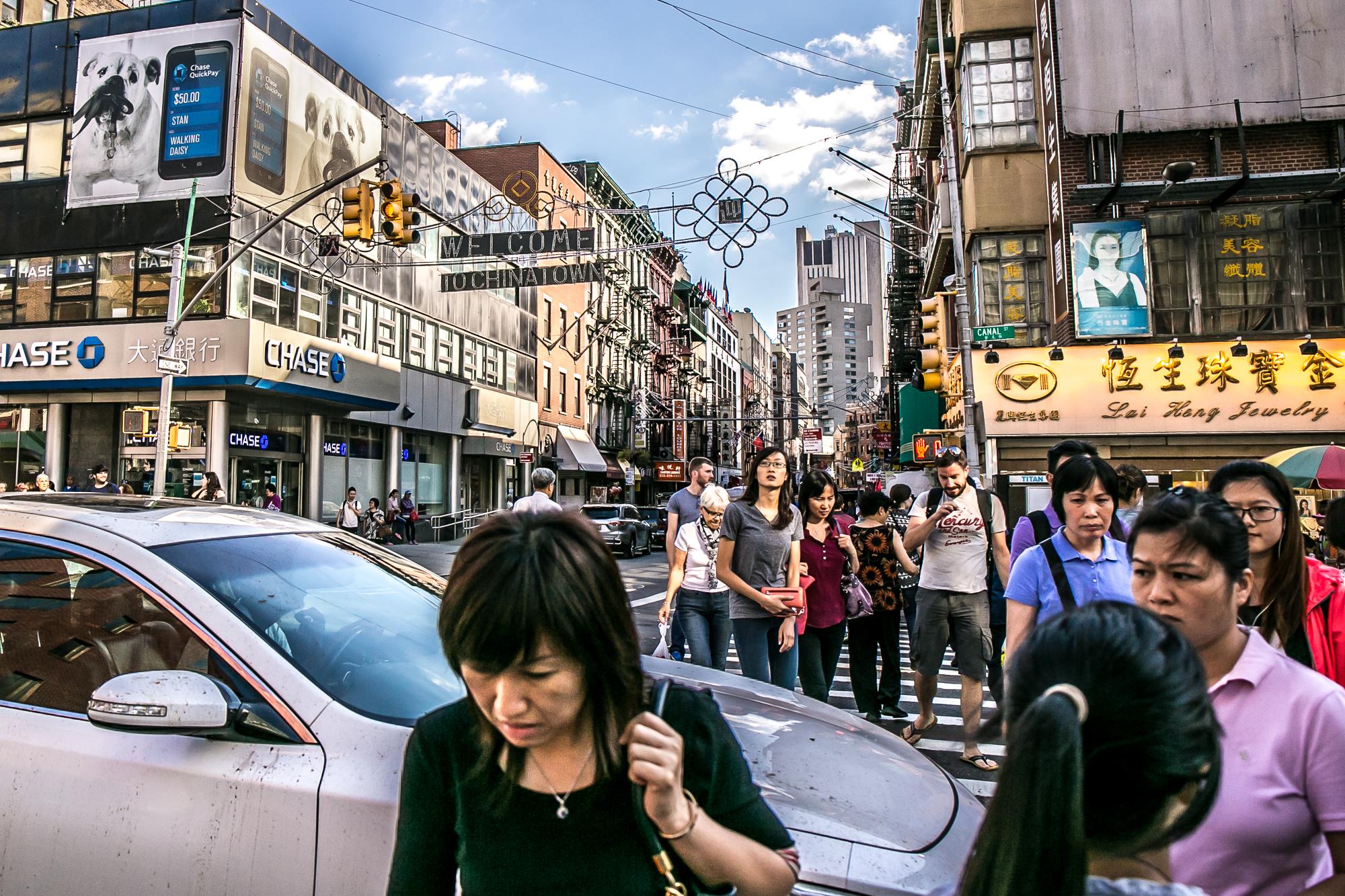 Essay chinatown