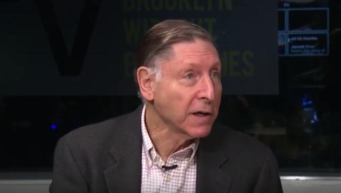 f8ff377fc John Jay College professor and policing expert Eli Silverman