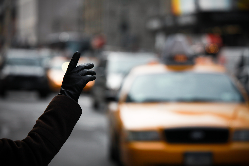New MTA Plan to Put Disabled Riders in Taxis is Off to a