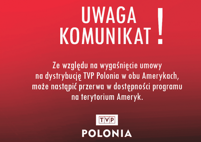 Popular Polish Tv Channel Disappears From Cable In The U S